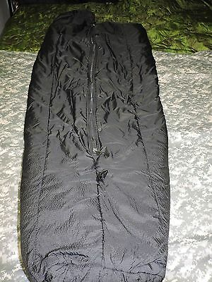 Intermediate Cold Weather Sleeping Bag Black Modular System Mss Military