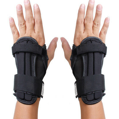 1Pair Wrist Guards Protection Gloves for Skateboard Snowboard Roller Skating