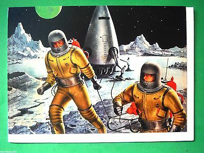 Greeting Card / Men on the Moon