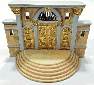 Dept 56 Little Town Of Bethlehem Herod's Temple Gate Only