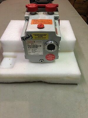 Pfeiffer Vacuum UNO 5 Single stage Rotary Vane Pump w/FreeShipping
