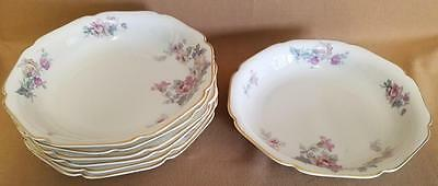12532 by Heinrich/H & C Co - 3 Soup Bowls & 1 Dinner Plate