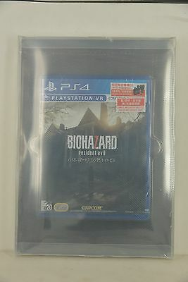 NEW PS4 Resident Evil 7 VII Biohazard (HK Collector's Limited Box)+ Gallery BOOK