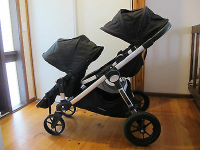 Baby Jogger City Select Double Stroller in Great condition!