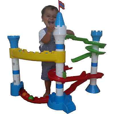 Giant Marble Run - Musical Castle Edition (inc. Batteries) Ballapalooza