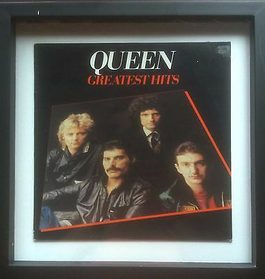 QUEEN SIGNED Greatest Hits LP JSA Authenticated