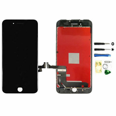 Replacement LCD Touch Screen Digitizer Glass Assembly for iPhone 7 Plus Black