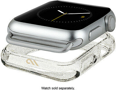 Case-Mate - Sheer Glam Bumper for Apple Watch42mm