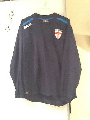 England rugby league wet weather training top 2016
