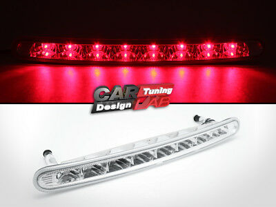 Clear lens Third Brake STOP LED Light Lamp for 98-11 Volkswagen New Beetle Coupe