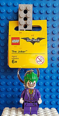 LEGO 853633 Joker LEGO BATMAN MOVIE - LEGO Keyring/Keychain - Brand New