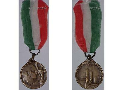 ITaly WW1 Medal Army East Women Florence War 1914 18 Military Italian Decoration