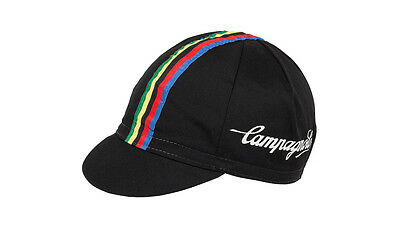Campagnolo Classic Vintage Cycling Cap, Hat, under helmet  Made in Italy