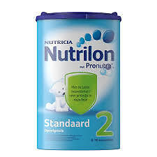 5x Nutrilon 2 standard (5x850 gram) -100% original Dutch Baby Powder Milk