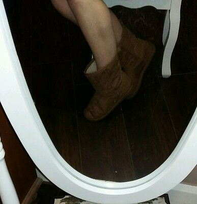 well worn ladies shoes size 5