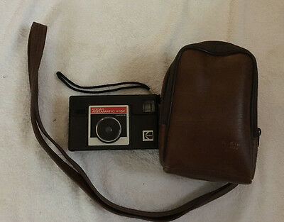 Vintage Instamatic X-15F Camera With Case