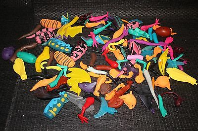 Big Lot of Zoomorphs Building Toy 121 Pieces