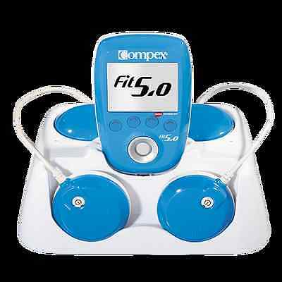 Compex Wireless Fit 5.0  Blue Electrostimulation