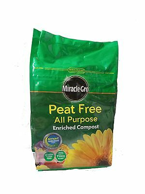 Miracle-Gro Peat Free All Purpose Enriched Compost