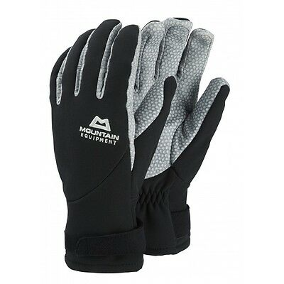 Mountain Equipment Men's Super Alpine Gloves - Black/Titanium
