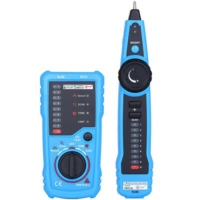 BSIDE Wire Tracker Tracer Telephone Ethernet LAN Network Cable Tester Detector