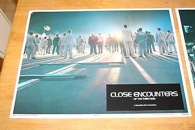 Original Movie CLOSE ENCOUNTERS OF THE THIRD KIND 8 LCs '77 Steven Spielberg