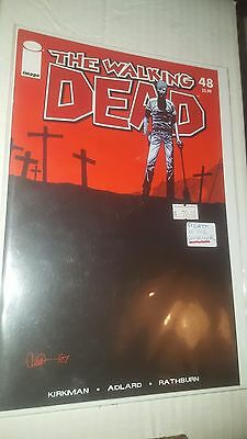 The Walking Dead #48 Death of The Governor NM Comic by Image