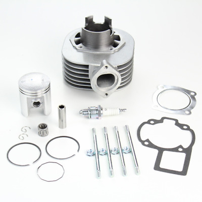 Suzuki QuadSport LT80 Cylinder Piston Gasket Top End Kit 1987-2006