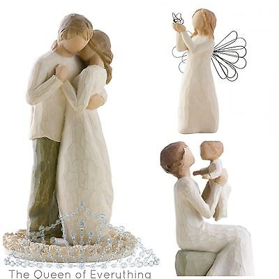 Willow Tree Figures Figures Cake Toppers  US SHIP