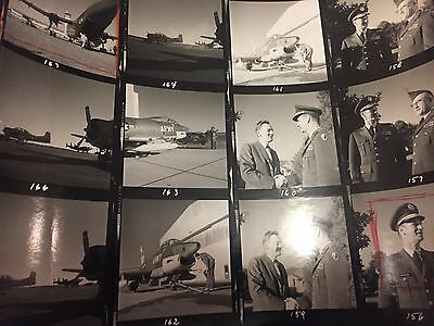 """Vintage Aviation photos """"proofs"""" """"marked up"""" for printing/ wing-walking /airshow"""