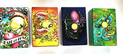 KING SIZE CIGARETTE BOX/CASE CIG PACK Cigarettes Choice of 4 DESIGNS