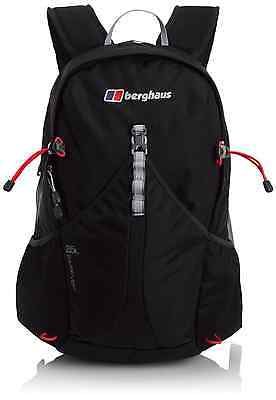 Berghaus Rucksack Black Backpack 25l Hiking Camping Outdoor Twentyfourseven