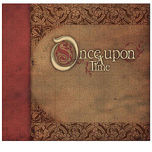 NEW Pioneer Once Upon A Time Post Bound Album W/Glitter 12In. X12in.