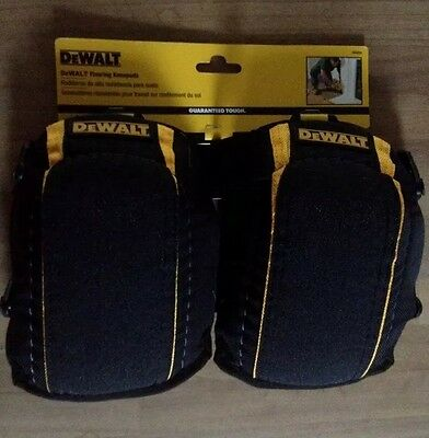 DeWalt Heavy Duty Knee Pads. Joinery,Tiling, Flooring, Carpet Fitting, Brand New