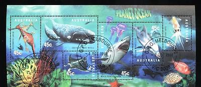 (936416) Sealife, Shark, Australia - cto used -