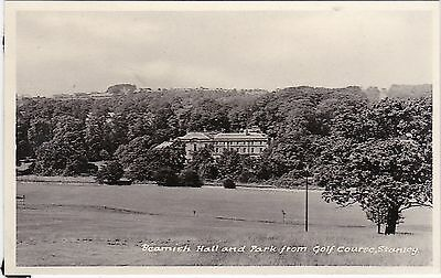 The Hall & Park From Golf Course, BEAMISH, County Durham
