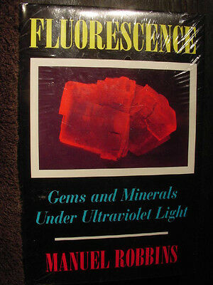 Fluorescence Gems and minerals under ultraviolet light Brand new in wrapper