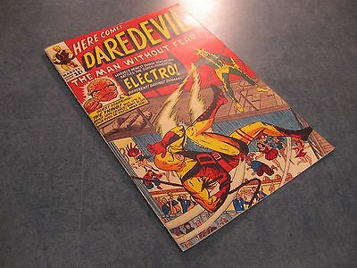 Facsimile reprint covers only to Daredevil #2, Volume 1 Early Electro....