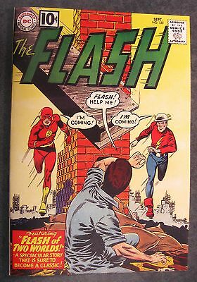 Facsimile reprint covers only to Flash 123