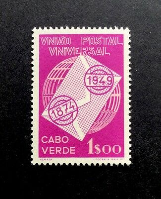 ASstamps 1949 Cape Verde UPU Issue MLH SC#267