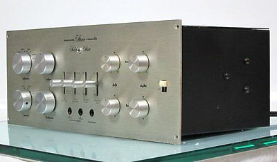 Vintage Marantz 7T Stereo Console Solid State Pre-Amplifier Preamp FULLY TESTED
