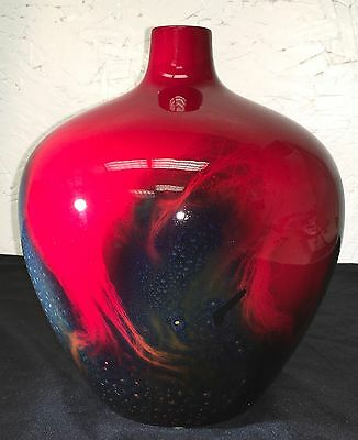 Royal Doulton Flambe Vase 1616