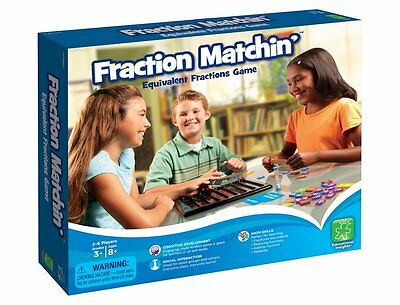 Educational Insights Fraction Matchin Game