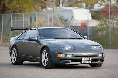 Nissan: 300ZX 1993 Nissan 300ZX / FairLady Z – Twin Turbo - Legendary Performance! RHD JDM