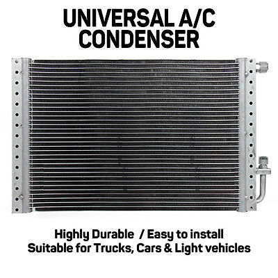 "14"" X 23"" A/c Condenser Auto Air Conditioning Universal Type"