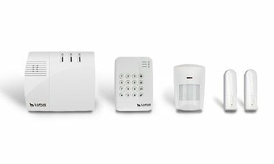 S6A32 LUPUSEC XT1 Smarthome Funk-Alarmanlage, Starter Pack
