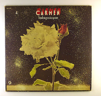 "12"" LP - Carmen  - Fandangos In Space - A3327 - washed & cleaned"
