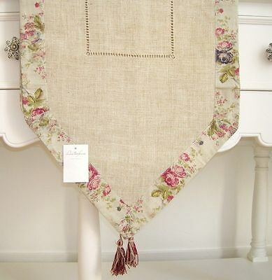 ❤ Discount ! New Table Runner Vintage Style Cottage Shabby Chic 45X150Cm
