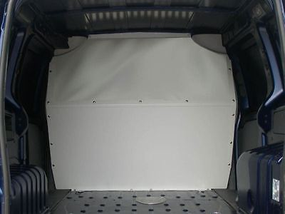 Van Guard Bulkhead for Fiat Fiorino 2008 On Solid Bulkhead