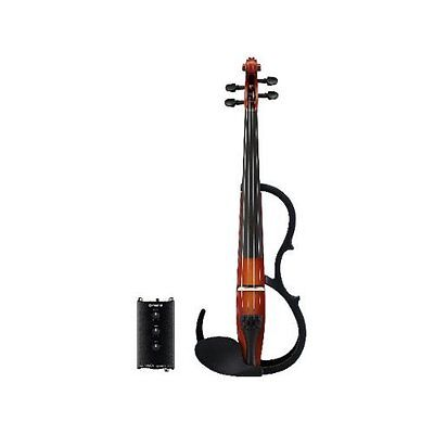 NEW YAMAHA SV250 BR Brown silent violin from Japan Free Shipping
